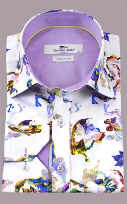 Picture of Claudio Lugli Long Sleeve Shirt CP6530