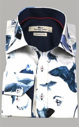Picture of Claudio Lugli Long Sleeve Shirt CP6542