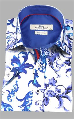 Picture of Claudio Lugli Short Sleeve Shirt CP6411