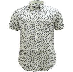 Picture of Ben Sherman Short Sleeve Shirt 0054032