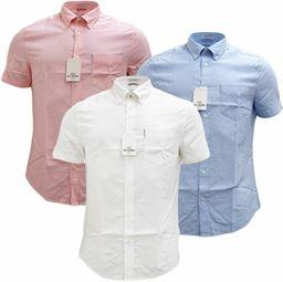 Picture of Ben Sherman Short Sleeve Shirt 0048580