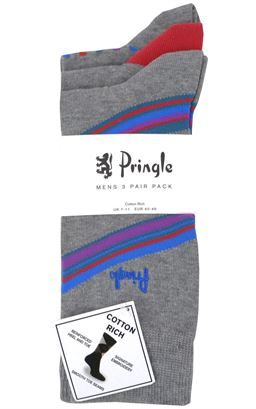 Picture of Pringle Socks Blairgowrie L7001