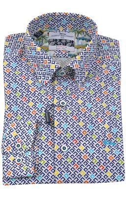 Picture of Dario Beltran Long Sleeve Shirt Bebida