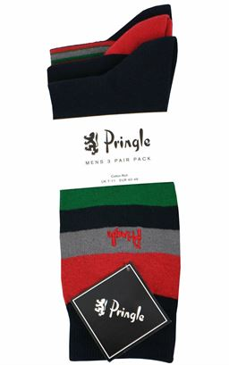 Picture of Pringle Socks Braemar L7002