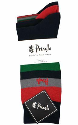Picture of Pringle Socks Braemar L7002