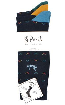 Picture of Pringle Socks Balmaha L7140