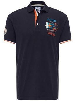 Picture of Fynch Hatton Polo Shirt 1119-1721