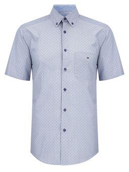 Picture of Daniel Grahame Short Sleeve Shirt Drifter 15501SS