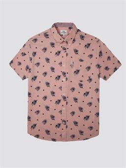 Picture of Ben Sherman Short Sleeve Shirt  0054027
