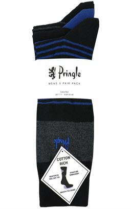 Picture of Pringle Socks Carrbridge L7006