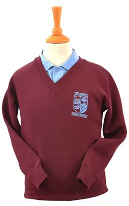 Picture of Damhead PS Sweatshirt - Woodbank