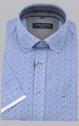 Picture of Casamoda Short Sleeve Shirt 9931242