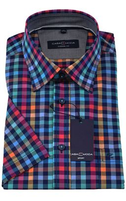 Picture of Casamoda Short Sleeve Shirt 9931589