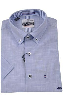 Picture of Dario Beltran Short Sleeve Shirt Gel