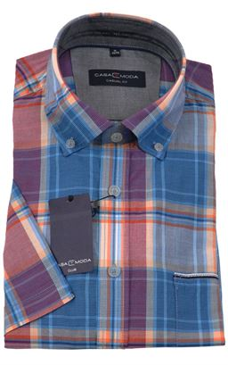 Picture of Casamoda Short Sleeve Shirt  9931245