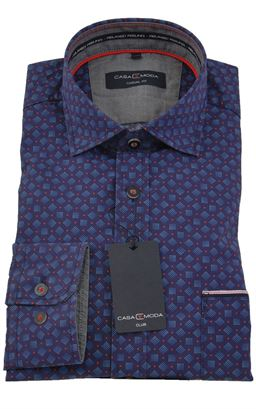 Picture of Casamoda Long Sleeve Shirt  4931225
