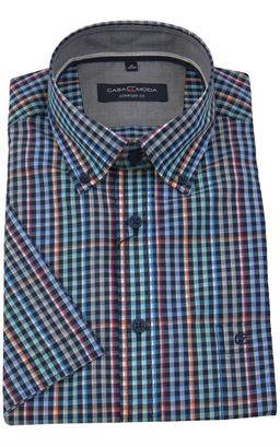 Picture of Casamoda Short Sleeve Shirt  9931190