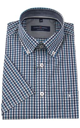Picture of Casamoda Short Sleeve Shirt 9931193