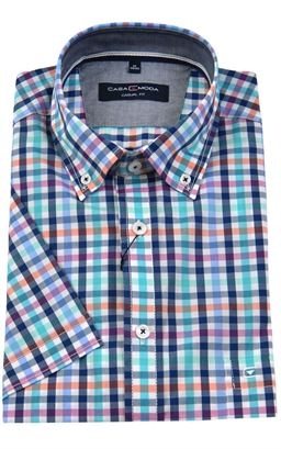 Picture of Casamoda Short Sleeve Shirt 9931200
