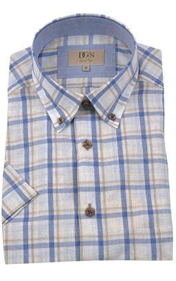 Picture of Daniel Grahame Short Sleeve Shirt Drifter 15519SS
