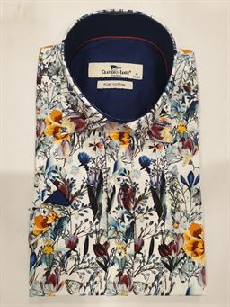 Picture of Claudio Lugli Short Sleeve Shirt CP6422
