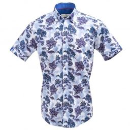 Picture of Claudio Lugli Short Sleeve Shirt CP6403