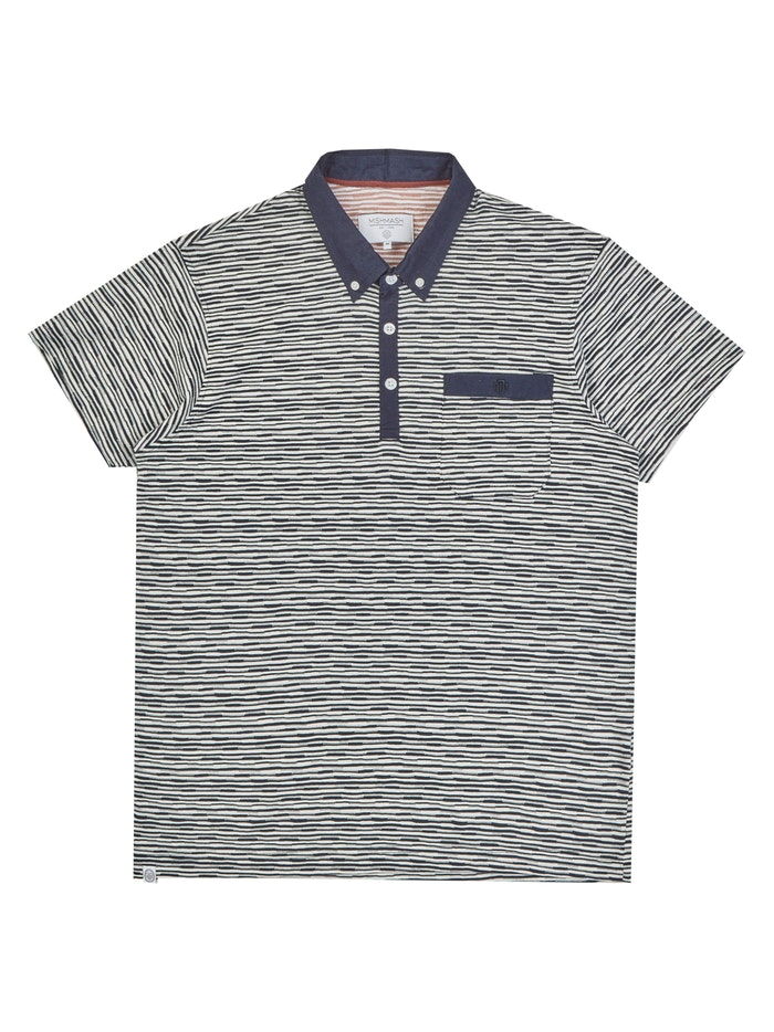 Picture of Mish Mash Polo Shirt Westcot 2961WE