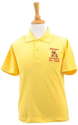 Picture of Macosquin Community Pre-School Polo Shirt - Woodbank
