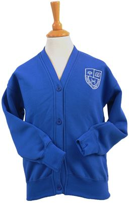 Picture of Harpur's Hill PS Sweatshirt Cardigan - Solid