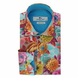 Picture of Claudlio Lugli Long Sleeve Shirt CP6563