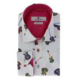 Picture of Claudio Lugli Long Sleeve Shirt CP6590