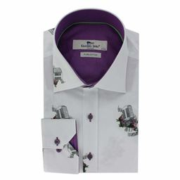 Picture of Claudio Lugli Long Sleeve Shirt CP6564