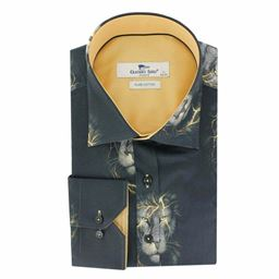 Picture of Claudio Lugli Long Sleeve Shirt CP6579