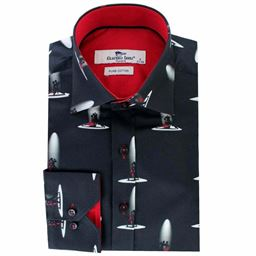 Picture of Claudio Lugli Long Sleeve Shirt CP6600