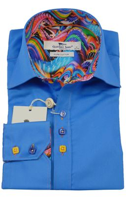 Picture of Claudio Lugli Long Sleeve Shirt CP6536