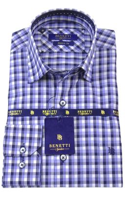 Picture of Benetti Long Sleeve Shirt Ivor