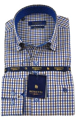 Picture of Benetti Long Sleeve Shirt Claude