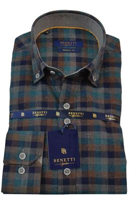Picture of Benetti Long Sleeve Shirt Grant
