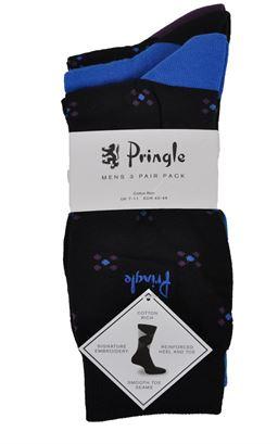 Picture of Pringle Mens Sock Darren L7016