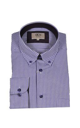Picture of Daniel Grahame Long Sleeve Shirt Drifter 15528
