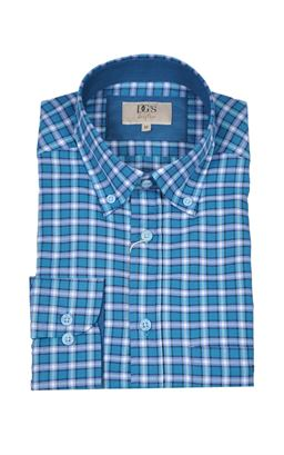 Picture of Daniel Grahame Long Sleeve Shirt Drifter 15541
