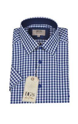 Picture of Daniel Grahame Short Sleeve Shirt Drifter 15535
