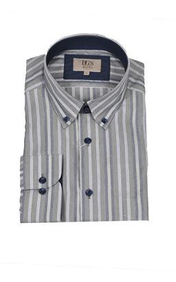Picture of Daniel Grahame Long Sleeve Shirt Drifter 15558