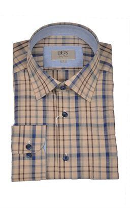 Picture of Daniel Grahame Long Sleeve Shirt Drifter 15543