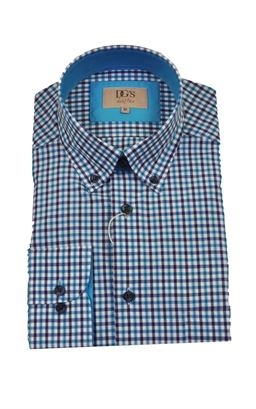 Picture of Daniel Grahame Long Sleeve Shirt Drifter 15532