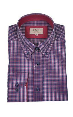 Picture of Daniel Grahame Long Sleeve Shirt Drifter 15539
