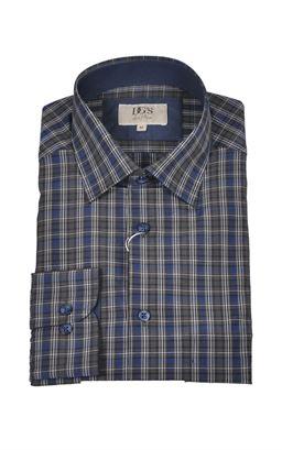 Picture of Daniel Grahame Long Sleeve Shirt Drifter  15540