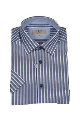 Picture of Daniel Grahame Short Sleeve Shirt Drifter 15557SS