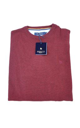 Picture of Benetti Crew Neck Pullover AW19