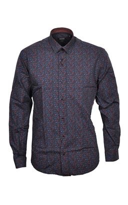 Picture of Remus Uomo Long Sleeve Shirt 18055